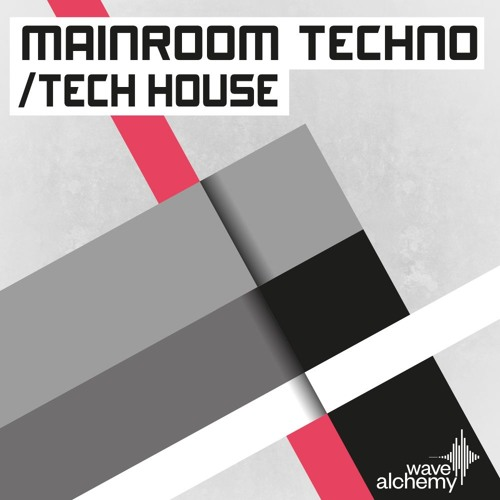 Wave Alchemy Mainroom Techno and Tech House MULTiFORMAT